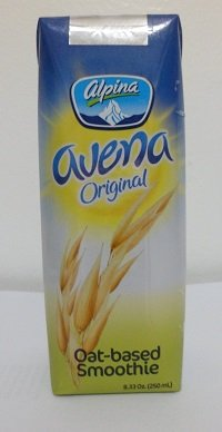 Alpina Avena Original Oat-based Smoothie 8.33 Oz (250 ml) (Pack of 20)