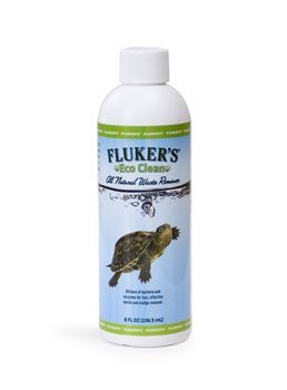 Fluker Labs Sfk43000 Eco Clean All Natural Reptile Waste Remover, 8-Ounce