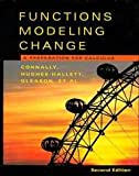 Functions Modeling Change, Textbook and Solutions Manual: A Preparation for Calculus