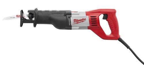 Milwaukee 6519-31 12 Amp Sawzall Reciprocating Saw Kit