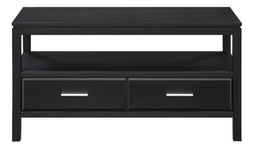 Altra 1152096 TV Stand, 50 Inch, Black Hot Price