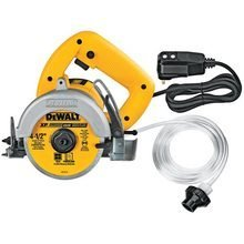 DEWALT DW861W  4.5-Inch Wet/Dry Masonry Saw