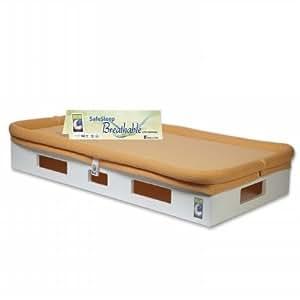 Amazon Secure Beginnings Safesleep Breathable Crib