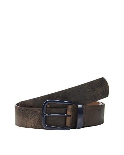 Ortiz & Reed Cintura Pelle Nesmalon  [Marrone]