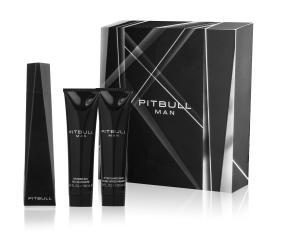 Pitbull MAN - 3PC Gift Set