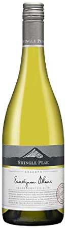 Shingle Peak Reserve White Wine New Zealand Sauvignon Blanc 75cl (1 bottle)
