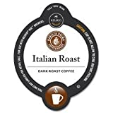 12 Count - Barista Prima Coffeehouse Italian Roast Coffee Vue Cup For KEURIG VUE BREWERS