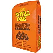 Royal Oak 195-228-017 Natural Lump Wood Charcoal-17.6# NAT LUMP CHARCOAL