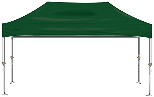 Kd Kanopy Xtf200G Xtf Aluminum Frame Indoor/Outdoor Portable Canopy, 10 By 20-Feet, Green