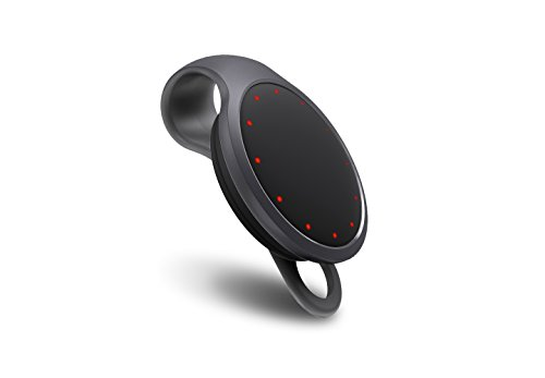 Misfit Wearables Link Activity Tracker & Smart Button (Black)