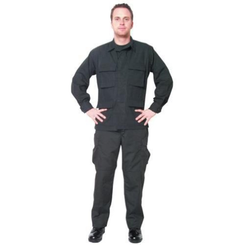 Outdoor Men's Bdu Pant Extra Small Black - Outdoor at Sears.com