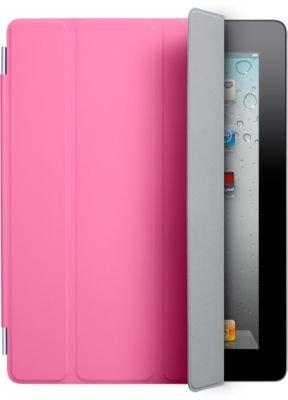 【アップル 純正】Apple iPad 2 & The New iPad (第 3 世代) Smart Cover スマートカバー ポリウレタン製 【 ピンク Pink 】