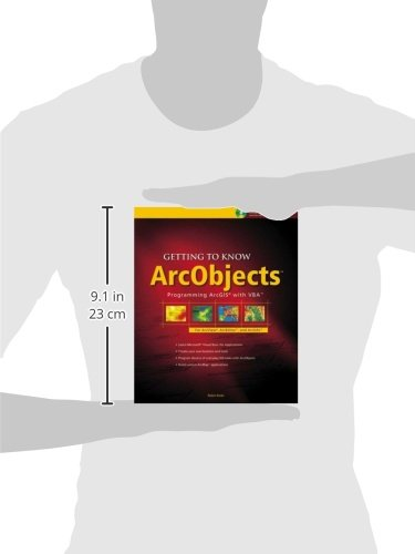 Getting to Know ArcObjects: Programming ArcGIS with VBA