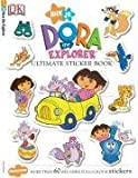 """Dora the Explorer"" Ultimate Sticker Book"