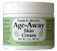 BRAND NEW 2 OZ. AGE-AWAY SKIN CREAM