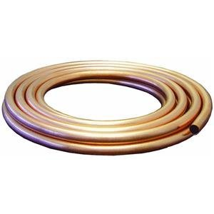 Mueller/ B&K UT06025 General-Purpose Utility Grade Copper Tubing Coil