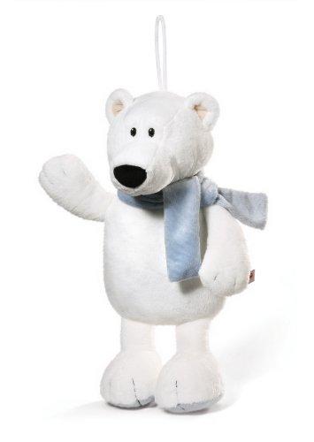Nici 34742 - Wärmflasche figürlich Eisbär, 350 ml
