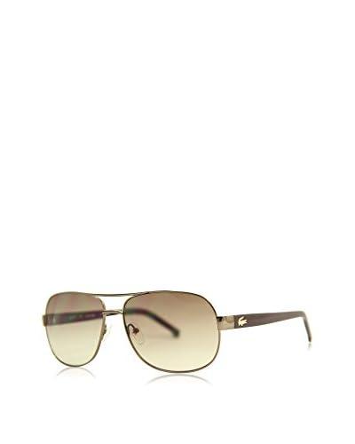 Lacoste Gafas de Sol L-138S-210 (60 mm) Dorado