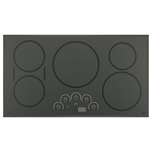 Looking for the best induction cooktop? Consider a GE Cafe CHP9536SJSS 36