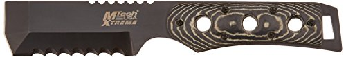 MTECH USA XTREME MX-8088 Fixed Blade Knife, 7.5-Inch