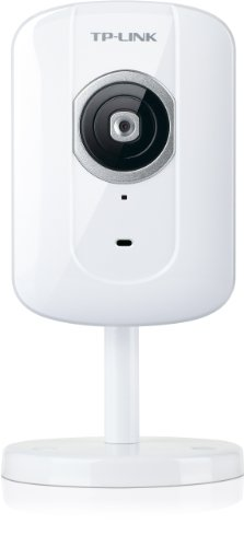 TP-Link TL-SC2020N 150N Wireless IP Surveillance Camera with Mobile View and Motion Detection (White)