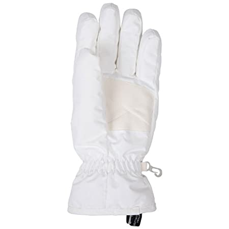 The Mountain Warehouse Womens Ski Gloves are trendy and useful, providing exactly what you need on the slopes. Insulated with a soft fleece lining and made from a snow proof fabric, they feature adjustable cuffs for a great fit and improved warmth, a...