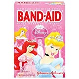 Band-Aid - Children's Adhesive Bandages, Disney Princess, Assorted Sizes 20 ea