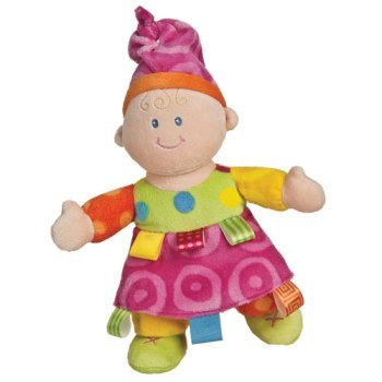 Mary Meyer Taggies Colours Baby Emily Doll