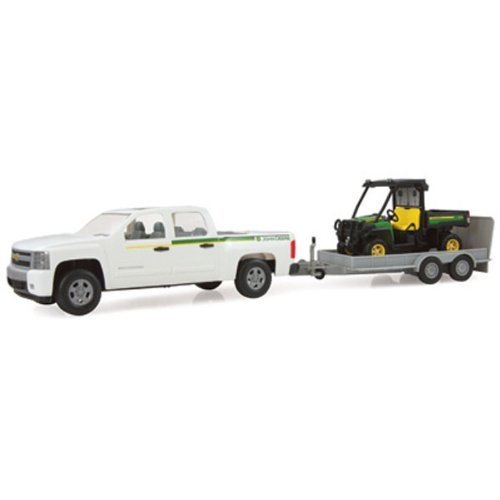 John Deere Toy Truck