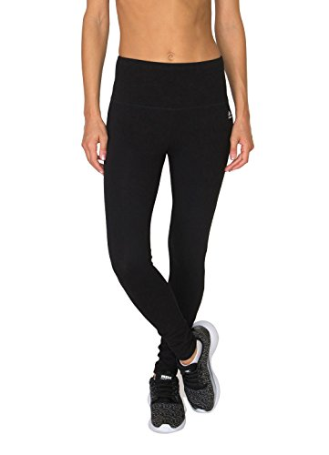 RBX Active Women's Cotton Spandex Tummy Control Workout Legging