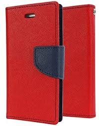 MERCURY FLIP COVER FOR SAMSUNG GALAXY NOTE 3 NEO (N7505) RED  available at amazon for Rs.150