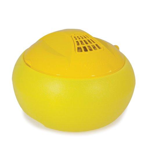 Crane Warm Steam Vaporizer, Yellow, 1 Gallon (True Steam Humidifier compare prices)