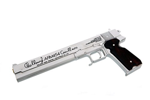 Mtxc Hellsing Cosplay Accessories Alucard Prop Weapon Silver (Hellsing Gun compare prices)