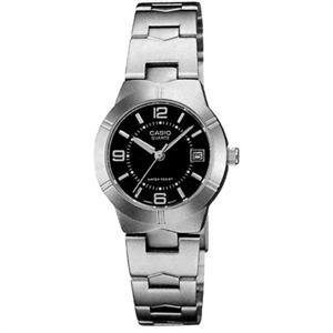 Casio General Ladies Watches Metal Fashion LTP-1241D-1ADF - WW
