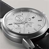 ミューレ・グラスヒュッテ&メルセデス・ベンツ 自動巻腕時計パワーリザーブ
