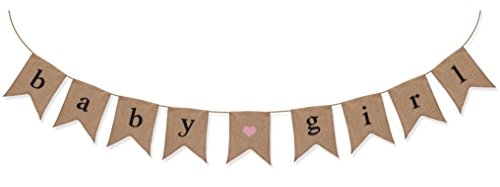 Baby-Girl-Burlap-Banner-Baby-Shower-Decorations-For-Girl-Gender-Reveal-Party