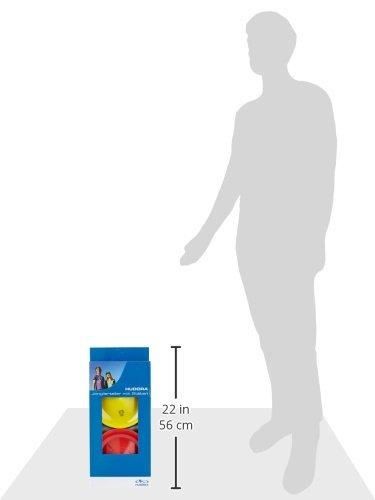 HUDORA 75053 juego de habilidad - juegos de habilidad (Cualquier género, 23,5 cm, 3,5 cm, 23,5 cm)
