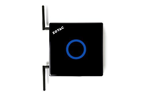 ZOTAC Mini PC Barebone System ,Intel 2961Y Processor, Intel HD Graphics,  RAID 0,1 -(ZBOX-RI323-U)