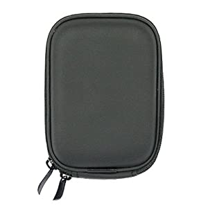 HDE Black Hard Case for Nikon Coolpix Digital Cameras by Canon