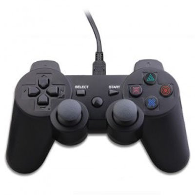 Game Controller for PC or PlayStation 3 (PS3)