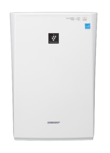Sharp FP-P30U PlasmaclusterTM Air Purifier with True HEPA Filter and Active Carbon Odor Control for up to 124 square-foot room