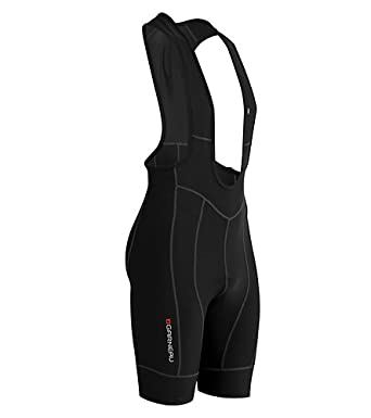 Louis Garneau Fit Sensor Bib Short - Mens Black, M - Mens by Louis Garneau