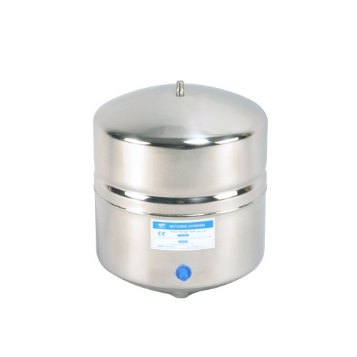4.4 Gallon Stainless Steel RO Reverse Osmosis Storage Tank (Stainless Reverse Osmosis compare prices)