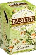 """Basilur White Magic Tea """"Bouquet"""" 20 Tea Bags"""