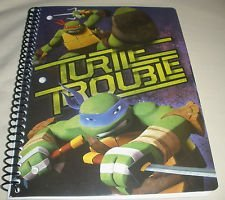 Tmnt Teenage Mutant Ninja Turtles 1 Subject Notebook - 1