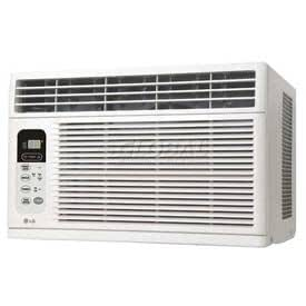 LG Heat / Cool Window Air Conditioner with Remote - 7000 BTU