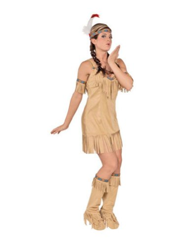 Native Princess Md Adult Womens Costume