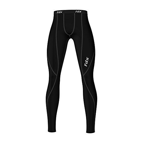 fdx-a-compressione-da-uomo-strato-base-leggings-lunghi-da-corsa-a-compressione