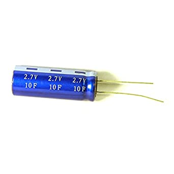 7V 10F Farad Electric Double Layer Capacitor Super/Ultra Capacitor