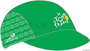 Buy Headsweats Le Tour de France Spin Cycle Cap: Green White by Headsweats